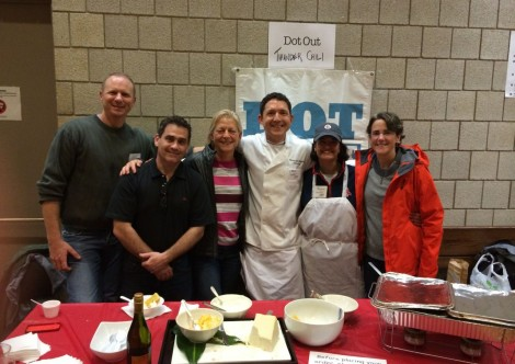 DotOUT storms Dorchester Chili Cook-off 2014