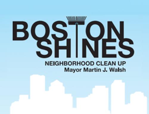 Dorchester Civic Assocation Cleans Up