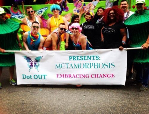 DotOUT Wins (again) at Boston Pride 2014