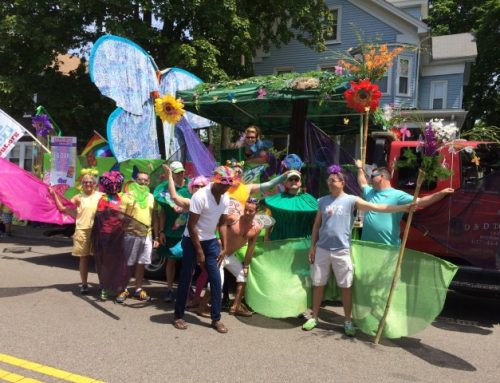 We're (Getting) Ready! Dorchester Day Parade 2015