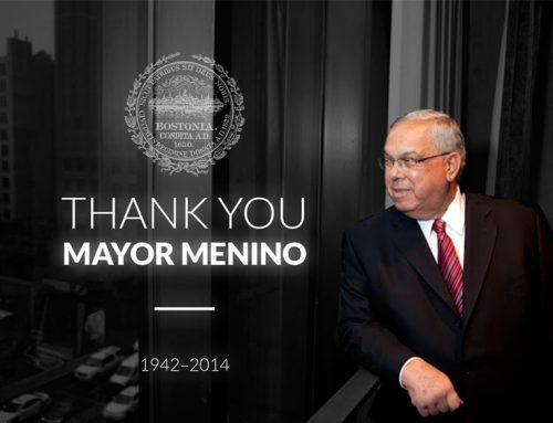 Mayor Menino 1942-2014