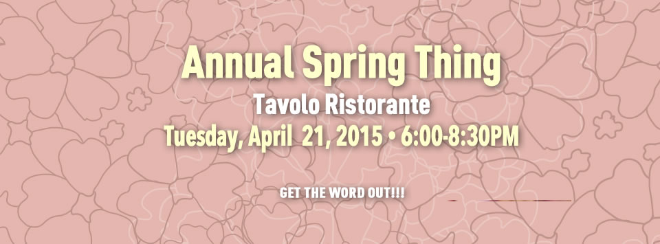 <b>ANNUAL SPRING MEETING</b> FINALLY - Summer is almost here and we have FUN to plan!