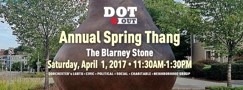 <b>Spring Thang</b> --DotOUT's Annual Spring Meeting Moves to Brunch Status